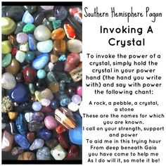Invoking a Crystal