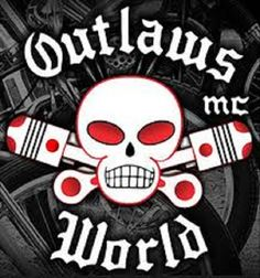 Outlaws Motorcycle Club Noe emptied his five-shot revolver during a disagreement… – Speed Team Biker Clubs, Motorcycle Clubs, Harley Bikes, Harley Davidson Motorcycles, Biker News, Outlaws Motorcycle Club, Hells Angels, Oldschool, Revolver