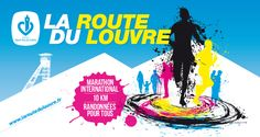 Marathon de la Route du Louvre 2014. Le dimanche 11 mai 2014 à Lille.
