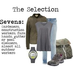 The Selection - sevens