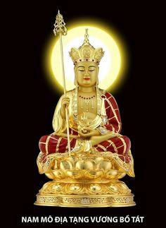 Namo Bodhisattva Ksitigarbha  #  Namo Đại Nguyện Địa Tạng Vương Bồ Tát (Vietnamese) .