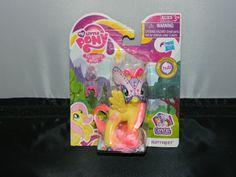 My Little Pony G4 FiM Fluttershy Mint MOC 1a #Hasbro
