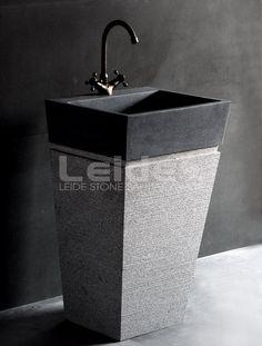 Buy Free Standing Wash Basin - Hui'an Leide Stone Co.,Ltd is leading Manufacturer & Exporters of Free Standing Wash Basin Wash Basin Counter, Wash Basin Cabinet, Countertop Basin, New Bathroom Ideas, Bathroom Spa, Bathroom Design Small, Bathroom Marble, Bathroom Basin, Washroom