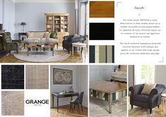Coming Soon page Style Français, Coming Soon Page, Dining Table, Furniture, Collection, Home Decor, Nice Furniture, Barn, Stripes