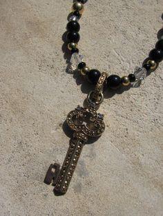 Romantic Key necklace
