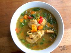 Dobbys Signature: Nigerian food blog   Nigerian food recipes   African food blog: Veggie Chicken Gravy Sauce