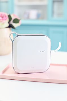 IHeart A Great Giveaway Day: DYMO Label Maker! Hello again everyone! By now you probably know what this is all about, but if you are just jo. Print And Cut, Black Print, Dymo Label, Clear Labels, Organization Station, Address Labels, New Toys, Mommy And Me, Ideas