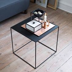 "1,335 Beğenme, 3 Yorum - Instagram'da hipicon.com (@hip_icon): ""#designinspiration Brand: Lassen Minimalist side table ➕"""
