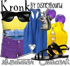 Summer Concert Series Disneybound