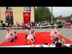 Hacıköy İlköğretim Okulu Anasınıfı 23 Nisan Gösterisi - YouTube
