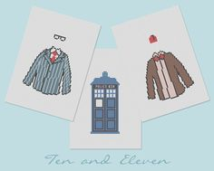 Doctor Who cross stitch 2