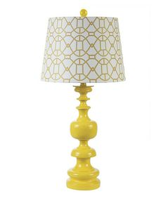 Love this Honey Curves Table Lamp on #zulily! #zulilyfinds