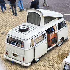 """Search Results for """"camper"""" Volkswagen T1, Vw T2 Camper, Vw Bus T2, Combi T2, Vespa, Kombi Home, Vintage Vans, Vintage Stuff, Van Camping"""