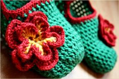 How+to+Crochet+a+Flower | How to Crochet a Lovely Flower