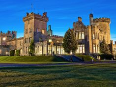 Dromoland Castle, near Newmarket-on-Fergus in County Clare, Ireland