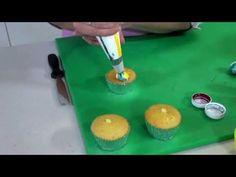 Taart decoreren: zelf taart maken - YouTube