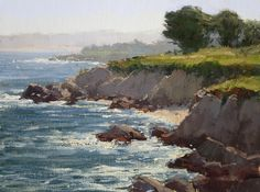 Another Sunny Day by Kathleen Dunphy Oil ~ 12 x 16