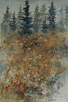 Utah Watercolors by Ernie Verdine