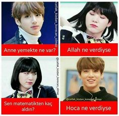 Read from the story Bts Resimler by Suzy-Sweet (Ms. K Pop, Comedy Pictures, Comedy Quotes, Bts Quotes, Bts Funny Moments, W Two Worlds, Bts Funny Videos, Funny Times, Son Luna