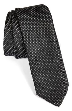 HUGO+Woven+Silk+Tie+available+at+#Nordstrom