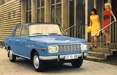 cars could be the most stylish cars ever built, but power was even more important. Learn about the history of cars and browse over 150 pics. East German Car, Volkswagen, Automobile, Traction Avant, 1960s Cars, Roadster, Cabriolet, Car Advertising, Limousine