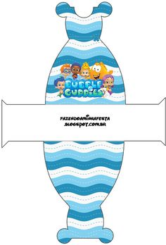 Bubble Guppies, Guppy, Disney Characters, Fictional Characters, Bubbles, Disney Princess, Sweet Like Candy, Diy Home, Moldings