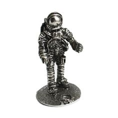 Astronaut, One Giant Step Pen Holder