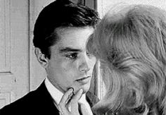 Alain Delon GIF - Find & Share on GIPHY