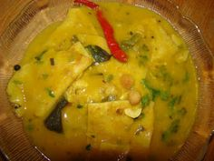 My Favorite Recipes Collection: Daal Dhokli