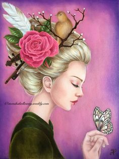 Weight of Memories Oil on canvas, 14x18 Copyright - Monika Holloway