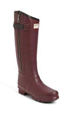 Hunter   rag & bone = Gorgeous rain boot