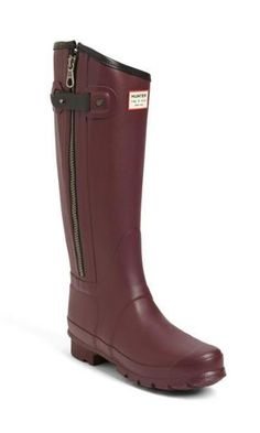 Hunter   rag & bone = Gorgeous rain boot