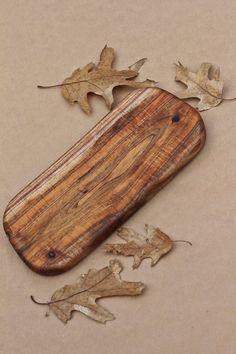 Curly koa wood cutting board by traviszumwalt on Etsy, $45.00