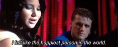 Pin for Later: 25 Ways Katniss and Peeta's Love Has Always Been Real And it's a bittersweet situation for both of them.