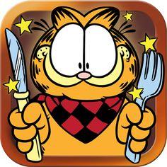 Füttere Garfield  Wo bleibt das Essen?