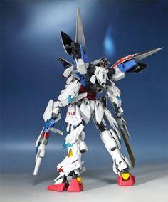 Super Beginning 30 Gundam custom build - Gundam Kits Collection News and Reviews