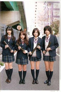 Kashiwagi Yuki, Takahashi Minami, Maeda Atsuko, Miyazawa Sae #AKB48