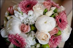 I love the closed peonies!  Really thinking I want a bouquet of peonies mixed with gerbera daisies.