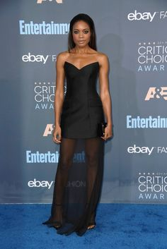 Naomie Harris - 2017 Critic's Choice Awards