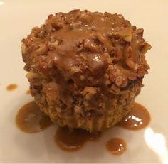 Paleo Blog: Paleo Apple Almond Protein Cupcakes