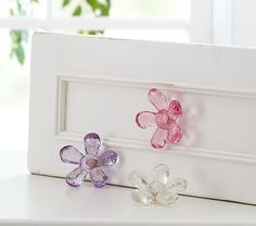 For when I have a little girl and her pink/gray nursery...