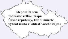 Průvodce po Česku - Česká republika - turistické informace