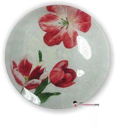 Especial, decorar platos con decoupage | Aprender manualidades es facilisimo.com