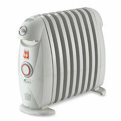 Delonghi SafeHeat Electric Oil-Filled Radiator - BedBathandBeyond.com