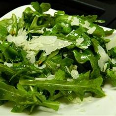 """Arugula and Parmesan Salad 