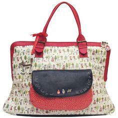 Little Red Riding Hood Overnight Bag