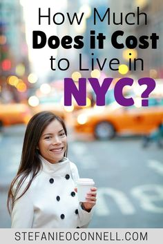 How much money do you need to earn to live in New York City comfortably while planning for a financial future.