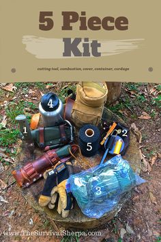 Daily Disaster Drills and The 5 C's of Survivability