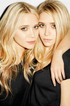 * Mary-Kate & Ashley Olsen *