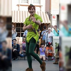 Peter Pan 1.27.16 #Soundsational #peterpan #theboywhonevergrewup #disneyland #disneyland60 #canikeephim #soadorable #favorite #melaniekphotography by melbel2613
